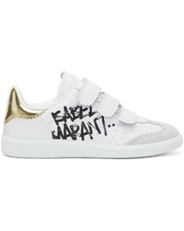 White Street Tag Beth Sneakers