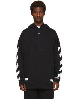 Diag Arrows Over Hoodie