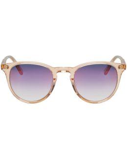 Pink Milwood Sunglasses