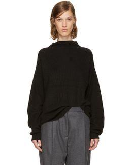 Black Catharine Sweater