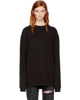 Black Munich Sweatshirt