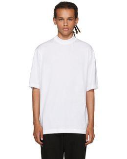 White Award 'small E' T-shirt