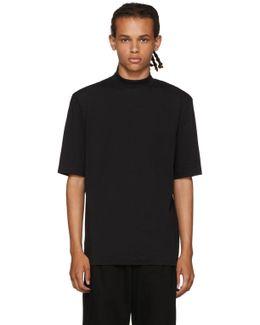 Black Award 'small E' T-shirt