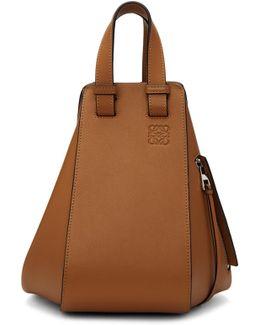 Tan Small Hammock Bag