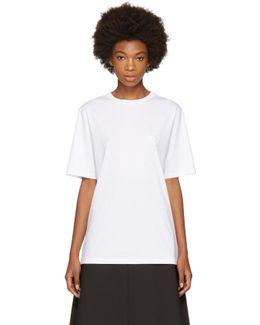 White Anagram T-shirt