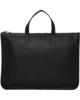 Black Toledo Briefcase