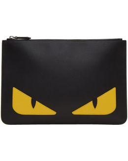 Black 'bag Bugs' Pouch