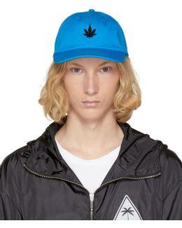 Blue Leaf Cap