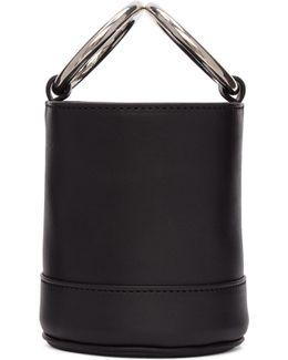Black Bonsai Bucket Bag