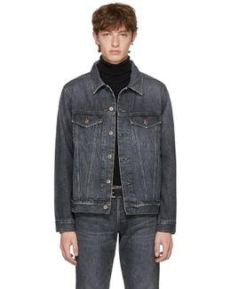 Black Denim M601 Winslow Jacket
