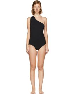 Black Melika Swimsuit