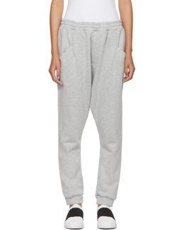 Grey Slim Lounge Pants