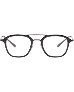 Black Highstreet Glasses