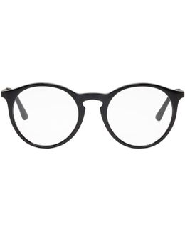 Black Youngster Glasses