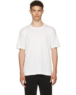 White Basic Bio T-shirt