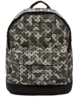 Grey Daypack Backpack