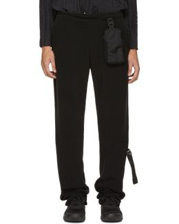 Black Fleece Tailored Track Pants