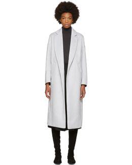 Grey Chester Coat