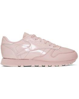 Pink Club Sneakers