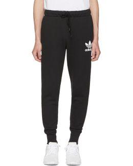 Black Adc Lounge Pants