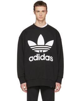 Black Adicolor Sweatshirt