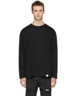 Black Xbyo Edition Long Sleeve T-shirt