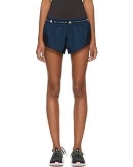 Blue Run Adizero Shorts