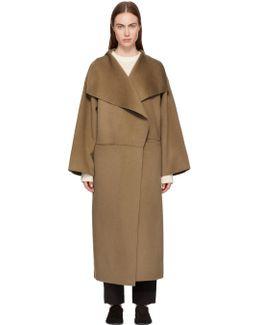 Tan Annecy Coat