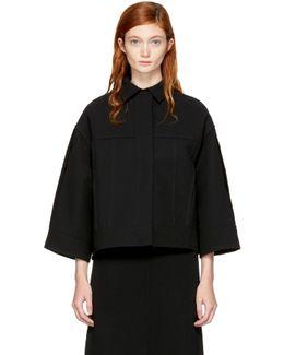 Black Bari Jacket