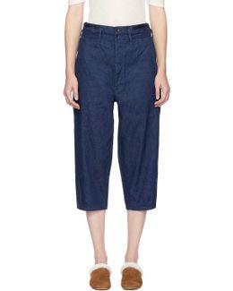 Indigo Farmer's Work Jeans