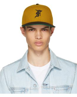 Tan New Era Edition Cap