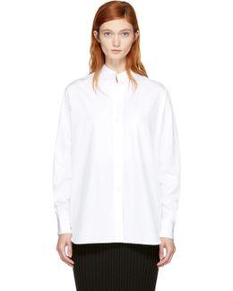 White Grandad Shirt