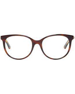 Tortoiseshell Montaigne 16 Glasses