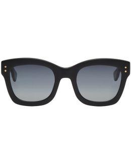 Black Izon 2 Sunglasses