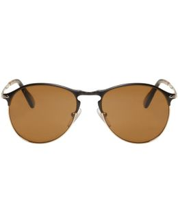 Black Sartoria Sunglasses