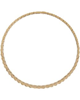 Ssense Exclusive Gold Rollie Chain Choker