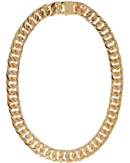 Gold New Classic Chain 2 Necklace