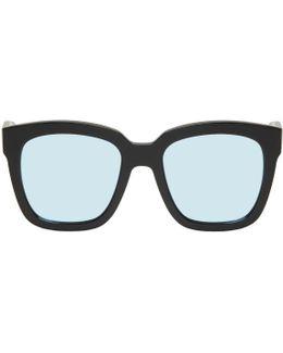 Black Dreamer Hoff Sunglasses