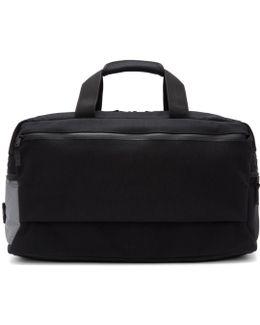 Black Reflective Duffle Bag