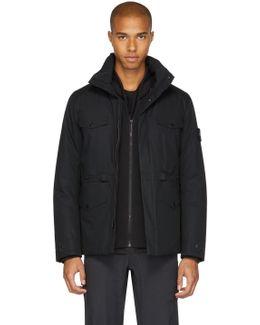 Black Four-pocket Jacket
