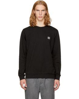 Black Small Logo Sweatshirt