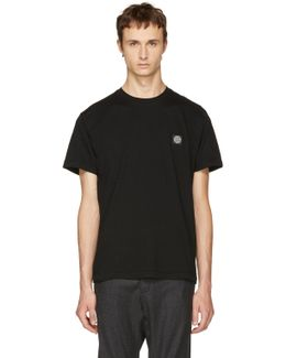 Black Small Logo T-shirt