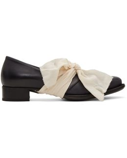 Black Two-piece Blake Loafers