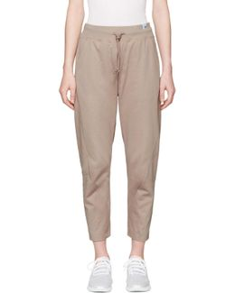 Taupe Satomi Nakamura Edition Lounge Pants
