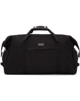 Black Norfolk Hold All Bag
