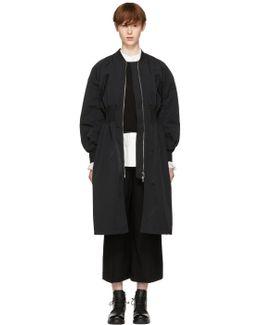 Black Verbena Coat