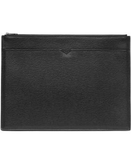 Black V Document Holder
