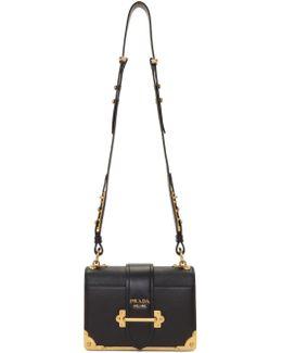 Black Cahier Bag