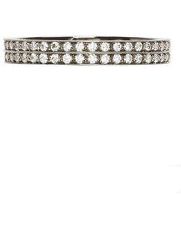 Black Gold Pavé Diamond Berbere Ring