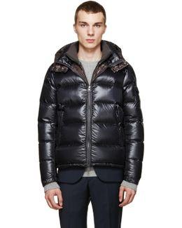 Grey Down Zin Jacket